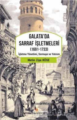 Galata'da Sarraf İşletmeleri (1691-1733)