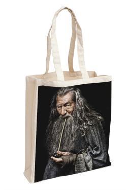 Gandalf Baskılı Özel Bez Çanta