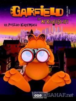 Garfield İle Arkadaşları 10 - Postacı Kaçırmaca