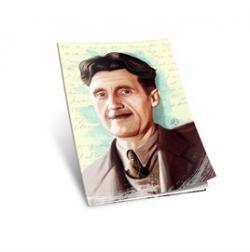 George Orwell Yumuşak Kapaklı Defter