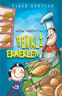 Gıda Serisi 1 - Renkli Ekmekler