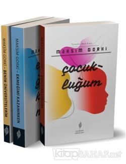 Gorki Otobiyografik Üçleme (3 Kitap Takım) - Maksim Gorki | Yeni ve İk