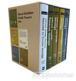 Görsel Sözlükler Grafik Tasarım Seti (5 Kitap Kutulu) (Ciltli)