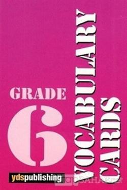 Grade 6 Vocabulary Cards