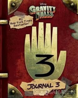 Gravity Falls - Journal 3 (Ciltli)