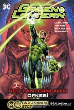 Green Lantern Yeşil Fener - Red Lanternların Öfkesi Cilt 8