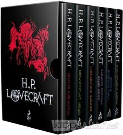 H.P. Lovecraft Seti (6 Kitap Takım)