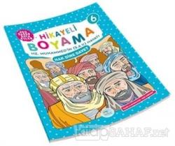 Hak Dine Davet - Hikayeli Boyama 6