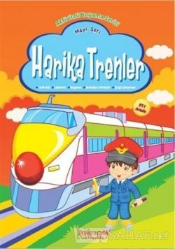 Harika Trenler - Mavi Seri