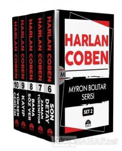 Harlan Coben - Myron Bolitar Serisi Set -2 (5 Kitap Takım)
