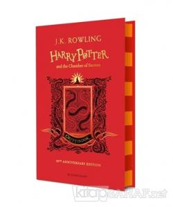 Harry Potter and the Chamber of Secrets - Gryffindor (Ciltli)