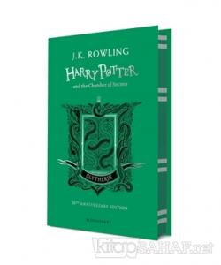 Harry Potter and the Chamber of Secrets - Slytherin (Ciltli)