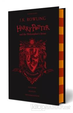 Harry Potter and the Philosopher's Stone - Gryffindor (Ciltli)