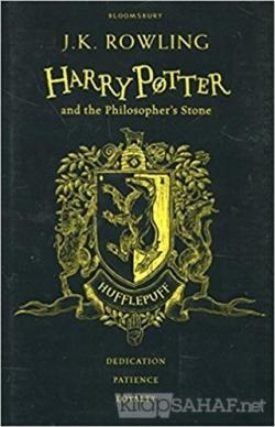 Harry Potter and the Philosopher's Stone - Hufflepuff (Ciltli)