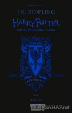 Harry Potter and the Philosopher's Stone - Ravenclaw (Ciltli)