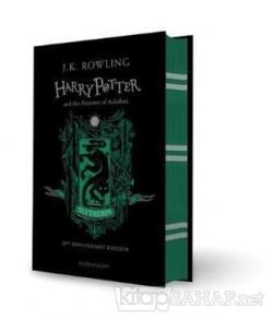 Harry Potter and the Prisoner of Azkaban - Slytherin Edition (Ciltli)