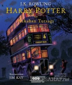 Harry Potter ve Azkaban Tutsağı - 3 (Resimli Özel Baskı) (Ciltli)