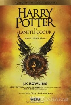 Harry Potter ve Lanetli Çocuk - 8