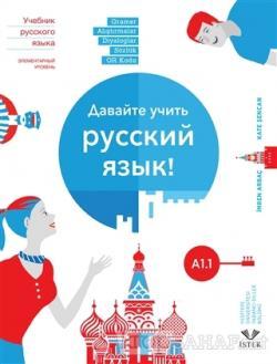 Haydi Rusça Öğrenelim! (Ciltli)