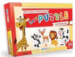 Hayvanlar - Baby Puzzle