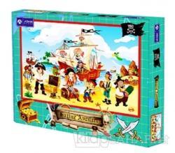 Hazine Avcıları 150 Parça Puzzle