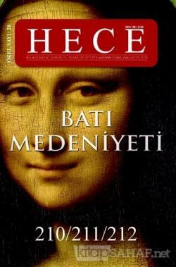 Hece Aylık Edebiyat Dergisi Özel Sayı: 28 -  210/211/212 Yıl: 2014 Haziran (Ciltsiz)