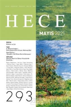 Hece Aylık Edebiyat Dergisi Sayı: 293 Mayıs 2021