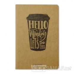 Hello Monday Coffee - Defter