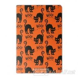 Helloween Kedi Notebook - Defter