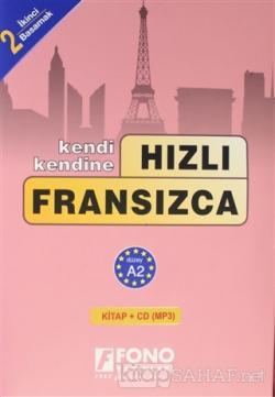 Hızlı Fransızca 2. Basamak (2Kitap + 3 CD)