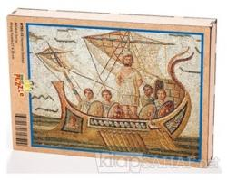 Homeros Destanı Ahşap Puzzle 204 Parça (MT02-CC)