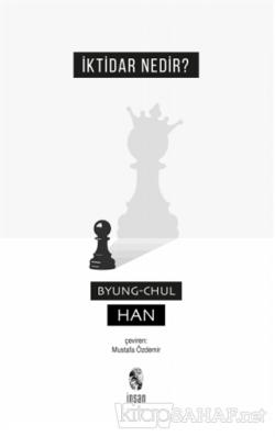 İktidar Nedir? - Byung Chul Han | Yeni ve İkinci El Ucuz Kitabın Adres