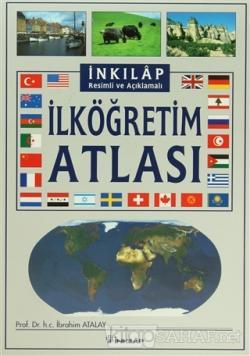 İlköğretim Resimli ve Açıklamalı İlköğretim Atlası - Honoris Causa- |