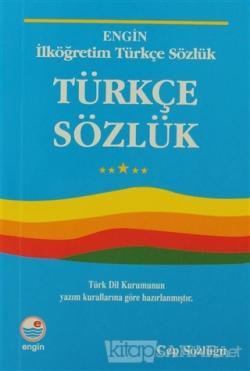 İlköğretim Türkçe Sözlük (Cep Sözlüğü)