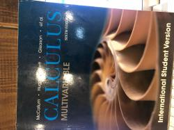 calculus multıvarıable