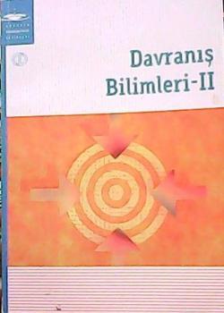 DAVRANIŞ BİLİMLERİ-2