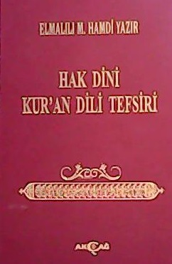 HAK DİNİ KUR'AN DİLİ TEFSİRİ CİLT 4