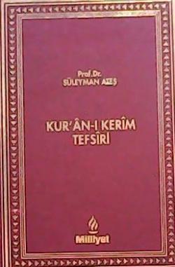 KUR'AN-I KERİM TEFSİRİ (6 CİLT TAKIM)