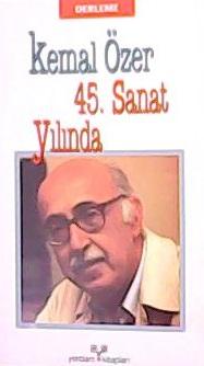 45. SANAT YILINDA