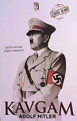 Kavgam - Adolf Hitler   Yeni ve İkinci El Ucuz Kitabın Adresi
