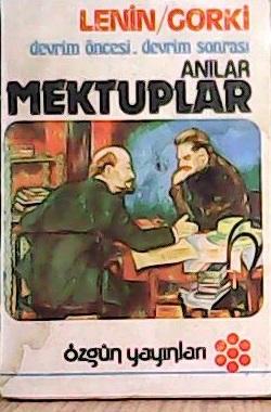 ANILAR MEKTUPLAR