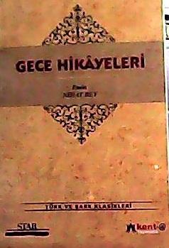 GECE HİKAYELERİ