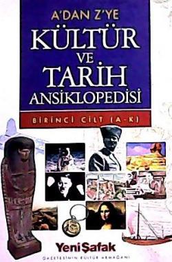 KÜLTÜR VE TARİH ANSİKLOPEDİSİ(2 CİLT TAKIM)