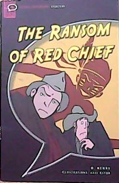 THE RANSOM OF RED CHIEF - STAGE STARTER ÇİZGİROMAN