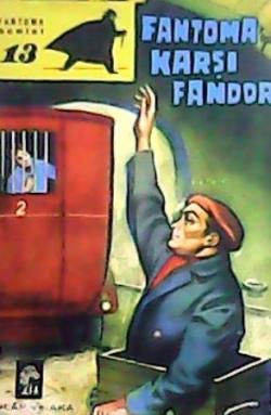 FANTOMAYA KARŞI FANDOR