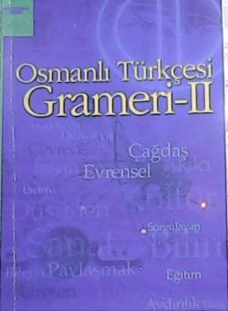 OSMANLI TÜRKÇESİ GRAMERİ 2