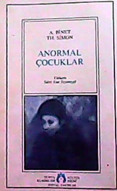 ANORMAL ÇOCUKLAR