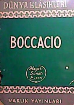 BOCCACCIO HAYATI SANATI ESERİ