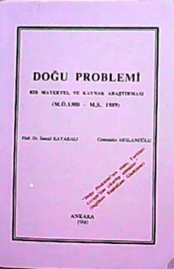 DOĞU PROBLEMİ