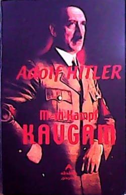 KAVGAM - Adolf Hitler | Yeni ve İkinci El Ucuz Kitabın Adresi